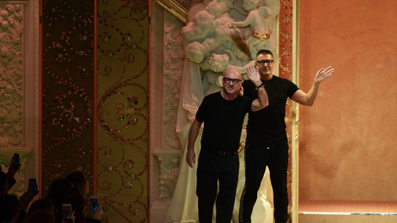 853770d6f96 Dolce   Gabbana cancels China show amid  racist  ad controversy – News