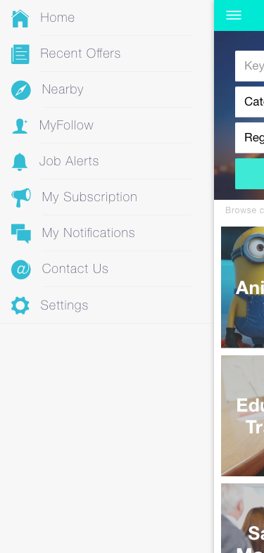 Smart IO Labs   Smart WP Job Manager Mobile App