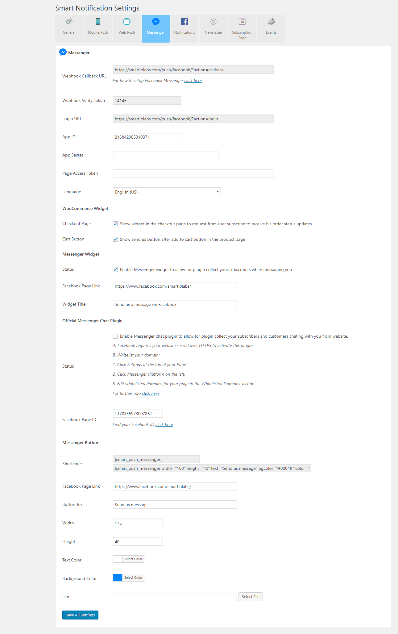 Smart IO Labs | Smart Notification Wordpress Plugin